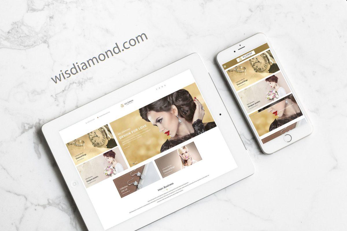 Wis Diamond Web-site