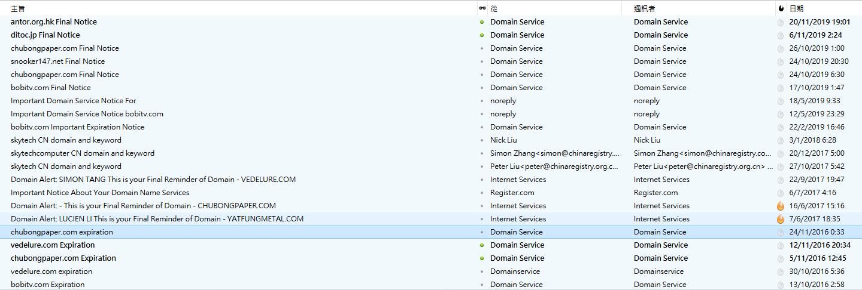 Domain-Renew-Fake-Mail